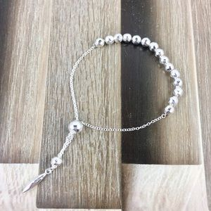 Gorjana Laguna silver bracelet